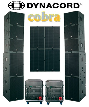 Dynacord cobra system